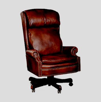 Fairfield Chair Executive Swivel – Brown
