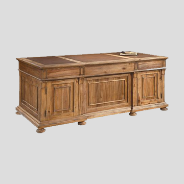 Hekman Relaxed Classic Executive Desk